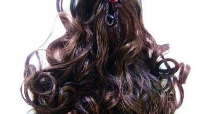 Накладки из искусственных волос