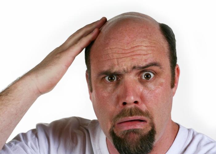 выпадение-волос