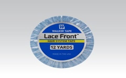 Lace Front Support ( голубые ленты)