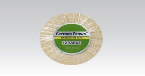 GERMAN BROWN LINER CLOTH
