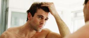 Какая норма выпадения волос у мужчин