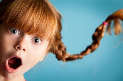 Выпадение волос у ребенка 5 лет