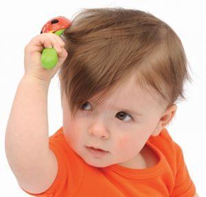 Восстановление волос у ребенка при алопеции