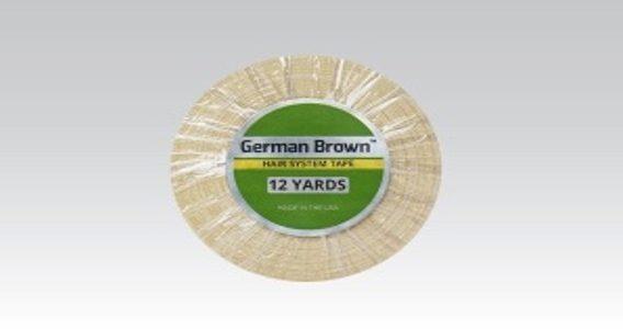 GERMAN BROWN LINER CLOTH