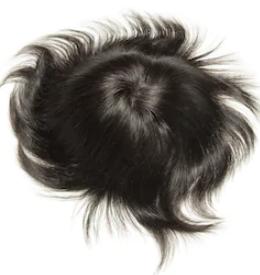 Система замещения из вьетнамских волос стандарт прямая средняя