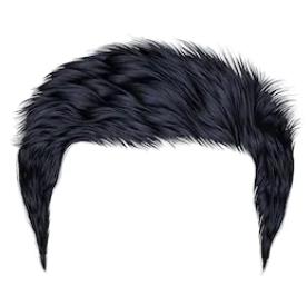 Система замещения из китайских волос стандарт прямая короткая