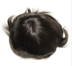 Система замещения из индийских волос стандарт прямая средняя