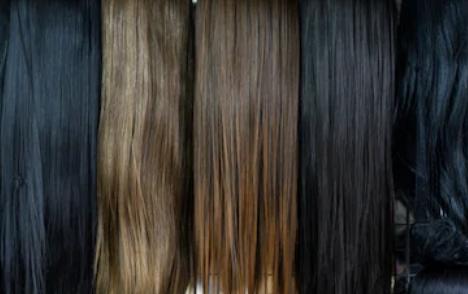 Система замещения из индийских волос стандарт прямая длинная