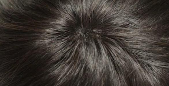 Система замещения из китайских волос стандарт прямая длинная