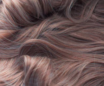 Система замещения из индийских волос стандарт легкая волна короткая