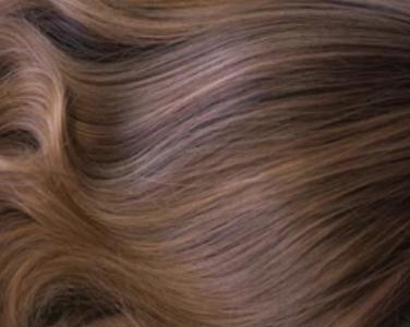 Система замещения из бразильских волос стандарт легкая волна короткая