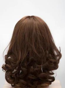 Система замещения из вьетнамских волос стандарт легкая волна средняя