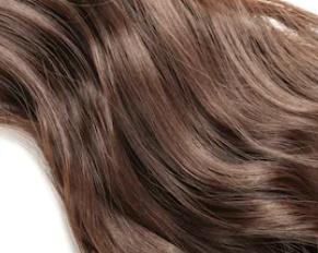 Система замещения из бразильских волос Remy hair прямая средняя