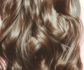 Система замещения из бразильских волос Remy hair легкая волна длинная