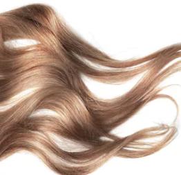 Система замещения из бразильских волос Remy hair легкая волна средняя