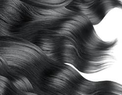 Система замещения из бразильских волос Remy hair легкая волна короткая